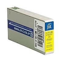 ジット 日本製 エプソン(EPSON)対応 リサイクル インクカートリッジ ICTM70Y-S イエロー対応 JIT-ETM70Y