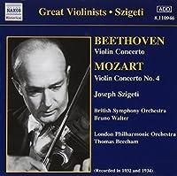Beethoven/Mozart: Violin Concertos (2006-08-01)