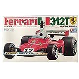 TAMIYA タミヤ 1/12 ビックスケールシリーズ NO.17 75年フェラーリ 312T 1975 F1 チャンピオン