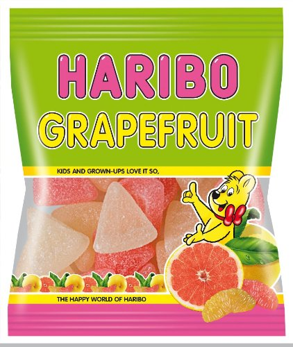 ハリボー グレープフルーツ 100g×10個
