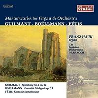Masterworks for Organ & Orchestra (2001-05-29)