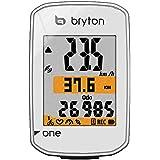 ブライトン RiderOne (ケイデンスセンサー付) GPS ホワイト