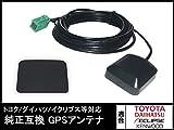 AVN669HD 対応 GPS アンテナ 受信感度 アップ 専用 プレート 贈呈中!