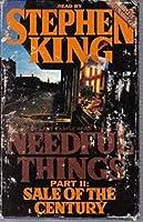 Needful Things: Part 2