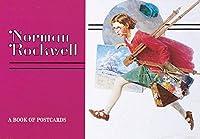 Postcard Bk-Norman Rockwell