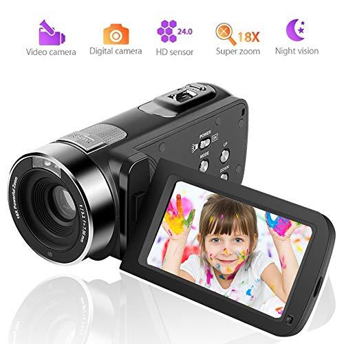 ビデオカメラ カムコーダー フルHD 1...