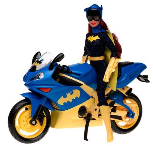 Mattel Barbie  Batman  Batgirl mit dem aus Japan