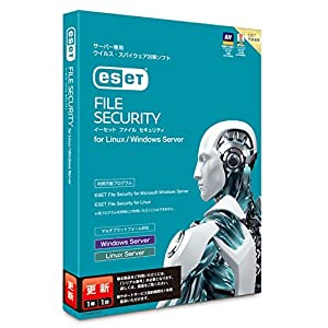 ESET File Security for ...の関連商品2