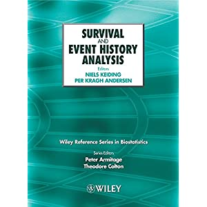 Survival and Event History Analysis (Wiley Reference Series in Biostatistics)