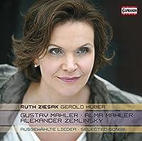 ルート・ツィーザク - マーラー夫妻&ツェムリンスキーを歌う(Ruth Ziesak - Mahler, Zeleminsky)