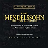 Orchestral Masterpieces by MISCHA / VIENNA STATE OPERA ORCHESTRA / GOLSCHMANN,VLADIMIR ELMAN (2004-03-09)