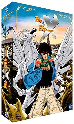 ビート・エックス TV版+OVA コンプリート DVD-BOX (全39話, 1080分) B'T-X 車田正美 アニメ [DVD] [Import] [PAL, 再生環境をご確認ください]