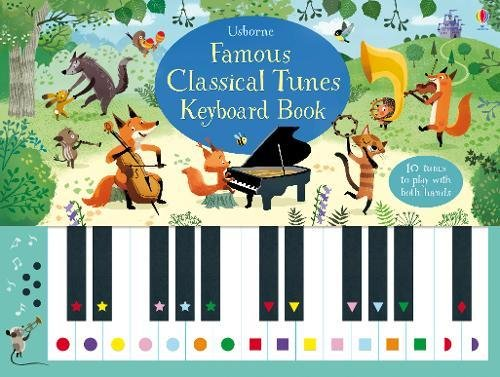 Famous Classical Tunes Keyboar...