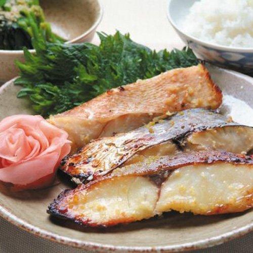 特選味噌漬けセット(サワラ、メヌケ、ヒラス) 6切
