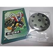 食玩 ロックマンエグゼアクセス コレクションカンバッチ:メタルマン