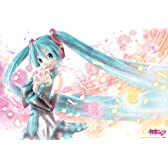 1000ピース ジグソーパズル 初音ミク Flower Dance マジカルピースジグソー(50x75cm)