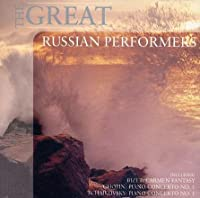 The Great Russian Performers