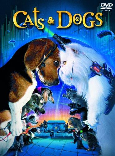 キャッツ&ドッグス 特別版 [DVD]の詳細を見る