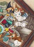 特選 わちふぃーるど 2014スモールピース 鏡の中のおかしなパーティ (45cm×62cm、対応パネルNo.10-Y)