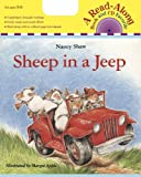 Sheep in a Jeep Book & CD (Read Along Book & CD)