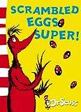 Scrambled Eggs Super! (Dr Seuss Book & CD)