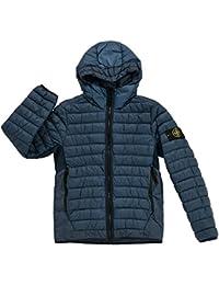 【ストーンアイランド】 Stone Island Jacket 671540124 V0024 ブルー ダウン ジャケット メンズ アウター ブルゾン 【並行輸入品】