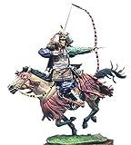 アンドレアミニチュアズ S8-F37 騎馬武者 14世紀