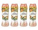 【4本セット】 レノア ハピネス 香り付け専用ビーズ アロマジュエル アプリコット ホワイトフローラルブーケの香り 本体 520mL × 4本
