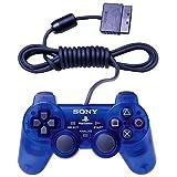 PS2 DualShock 2 Controller - Ocean Blue (輸入版)