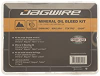 Jagwire Mineral Oil Kit Shimano MaguraTektro by Jagwire