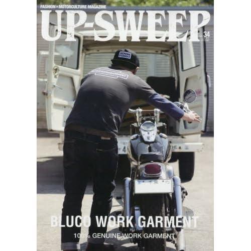 UP SWEEP(34) 2016年 07 月号 [雑誌]: バイキチ 増刊