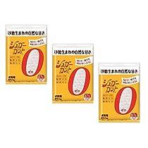 【3個セット】浅田飴 シュガーカット顆粒ゼロ 1kg