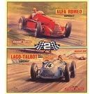 1/24 タルボ ラーゴ グランプリ 1949 &アルファロメオ 158