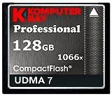Best Komputerbay CFカード - Komputerbay 128GB Professional Compact Flash card 1066X CF Review