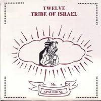 トゥエルブ・トライブ・オブ・イスラエル (TWELVE TRIBE OF ISRAEL) (直輸入盤帯ライナー付国内仕様)