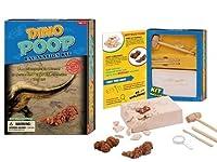 Tedco Toys 90044 Dino Poop Dig Excavation Kit [並行輸入品]