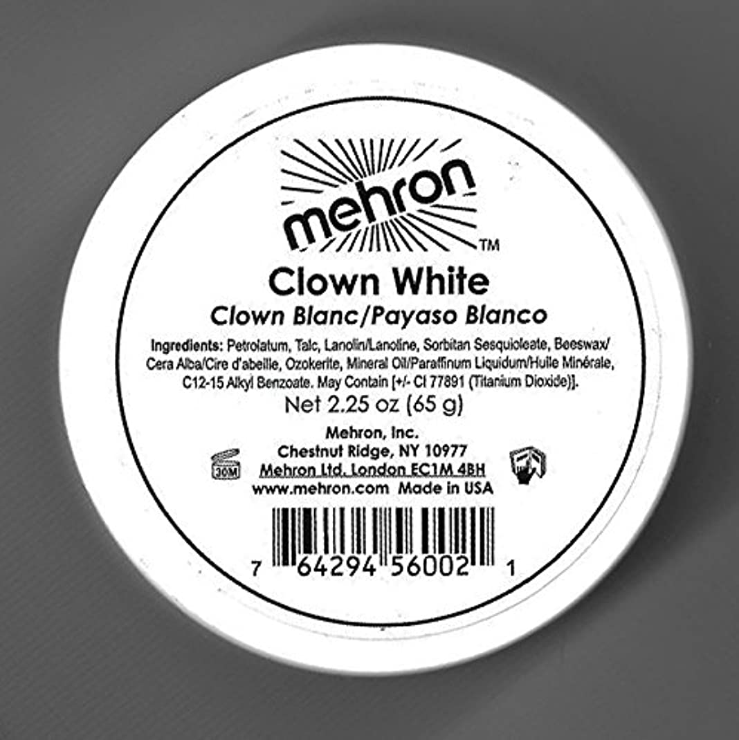 mehron Clown White - Clown White (並行輸入品)