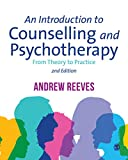 Cover of An Introduction to Counselling and Psychotherapy: From Theory to Practice 2ed (Updated Edition)