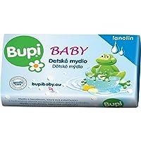Bupi ラノリン脂肪酸とベビーソープ 100g x 8個 [海外直送品] [並行輸入品]