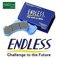 ENDLESS エンドレス ブレーキパッド NA01-rear (NC44) リア用 インテグラ DC1 DC2 DB7 DB8 H5/6~H7/9 1.6~1.8L ABS付 V-TEC