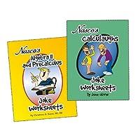Nasco TB23779T Algebra II Precalculus and Calculus Joke Worksheets Two Books Grades 9+ [並行輸入品]