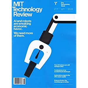 MIT'S Technology Review [US] July - August 2018 (単号)