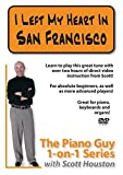Piano Guy 1-on-1 Series: I Left My Heart in San Francisco by Scott Houston