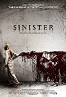 SINISTER映画のポスター2両面原稿27x40のイーサンHAWKE 平行輸入