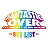 AAA Special Live 2016 in Dome ...