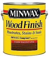 Minwax 710811-gallon Dark Walnut Oil Based内部Stain