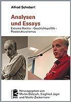 Analysen und Essays: Extreme Rechte, Geschichtspolitik, Poststrukturalismus