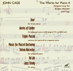 The Works for Piano, Vol. 4