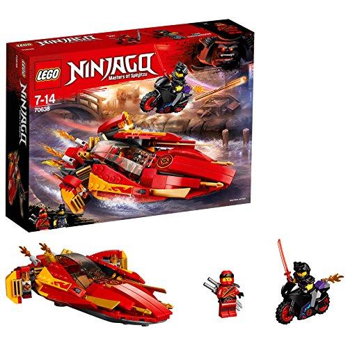 レゴ(LEGO) ニンジャゴー カタナ フレイムボートV11 70638