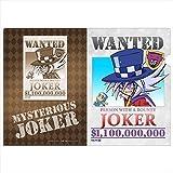 怪盗ジョーカー クリアファイルWANTED ジョーカー